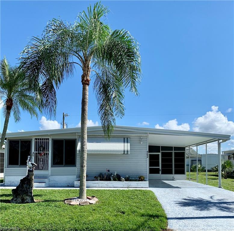 462 Jacaramba Court Property Photo - NORTH FORT MYERS, FL real estate listing