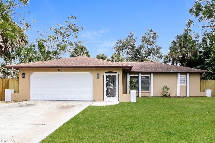 2863 Gentian Road Property Photo - VENICE, FL real estate listing