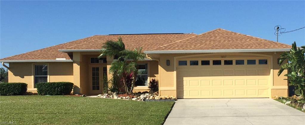 1007 Chaplin Avenue Property Photo - LEHIGH ACRES, FL real estate listing