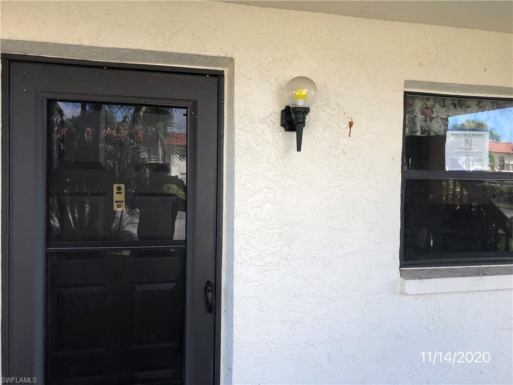 4178 27th Court SW #101 Property Photo - NAPLES, FL real estate listing