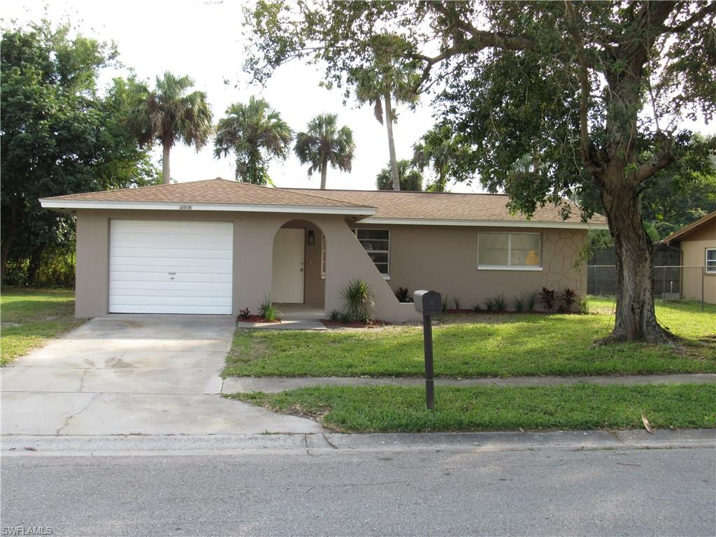 4908 Jeanie Lane Property Photo - FORT MYERS, FL real estate listing