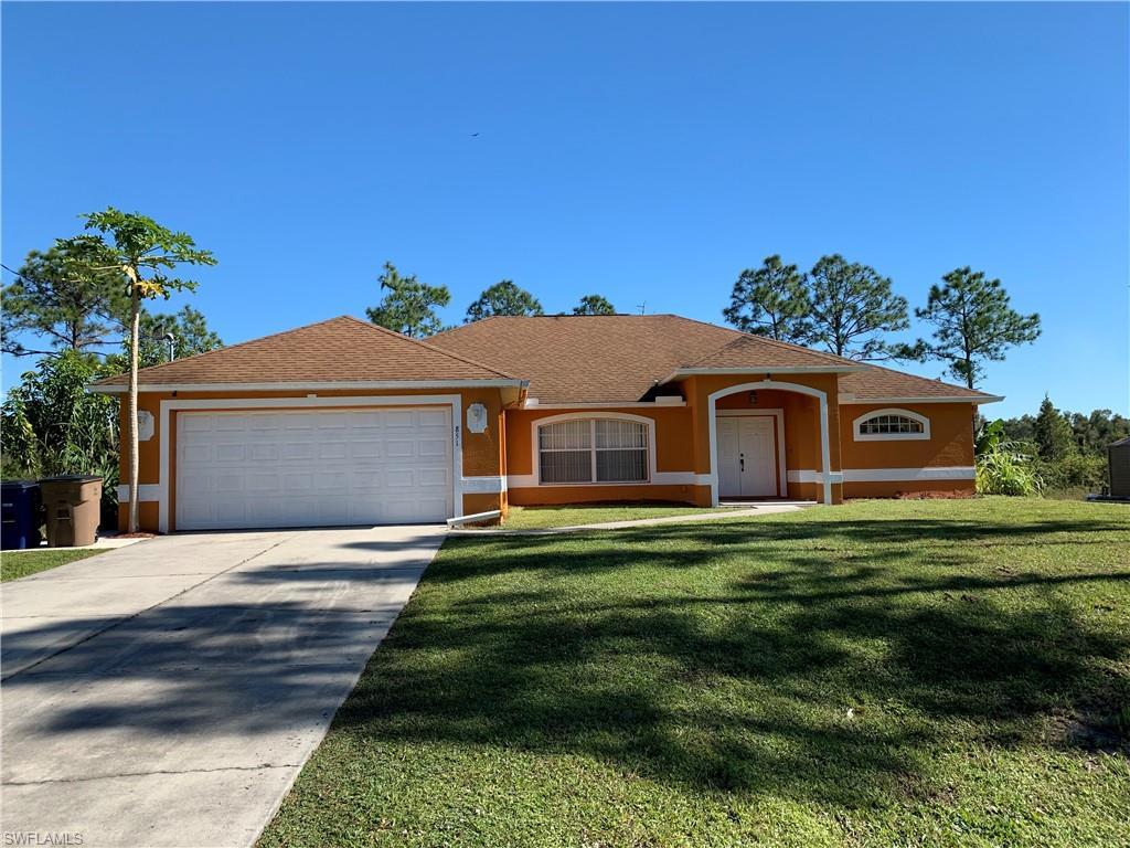 851 Bancroft Avenue Property Photo - LEHIGH ACRES, FL real estate listing