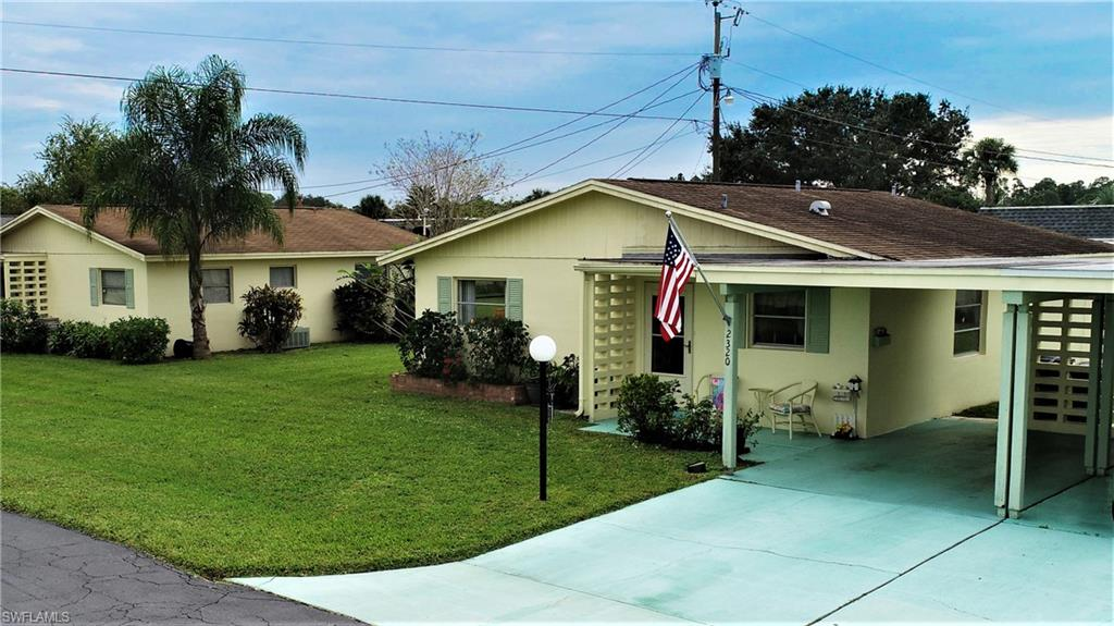 2320 Narcissus Court Property Photo - LEHIGH ACRES, FL real estate listing