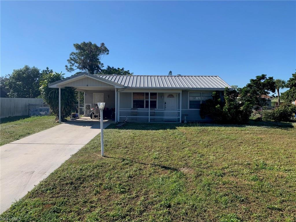 305 Colgate Avenue Property Photo - LEHIGH ACRES, FL real estate listing