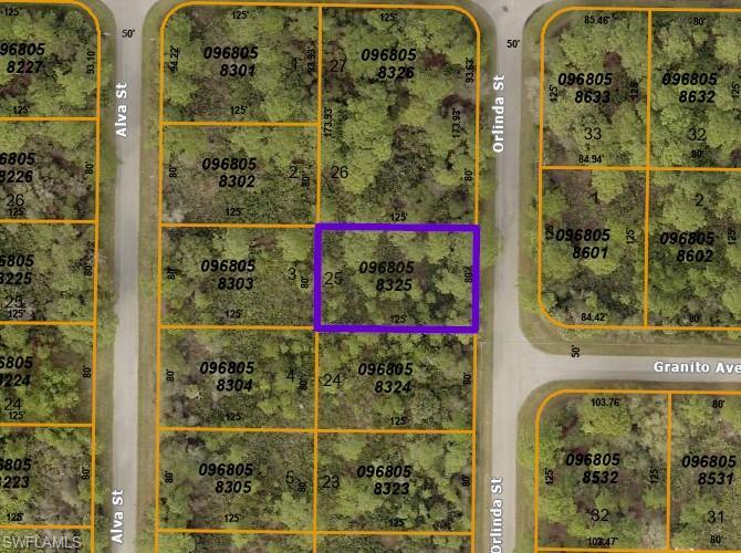 Orlinda Street Property Photo - NORTH PORT, FL real estate listing