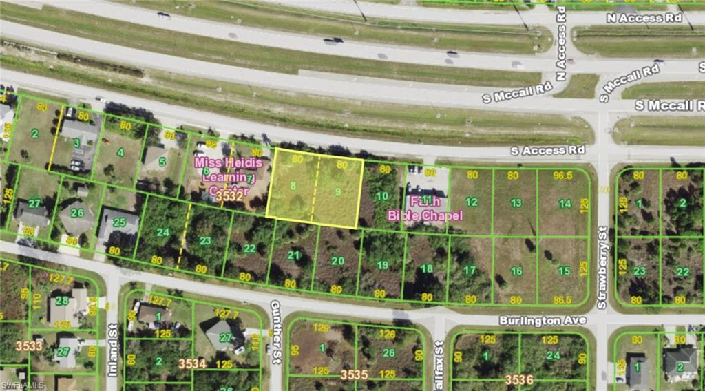 3701 S Access Road Property Photo - ENGLEWOOD, FL real estate listing