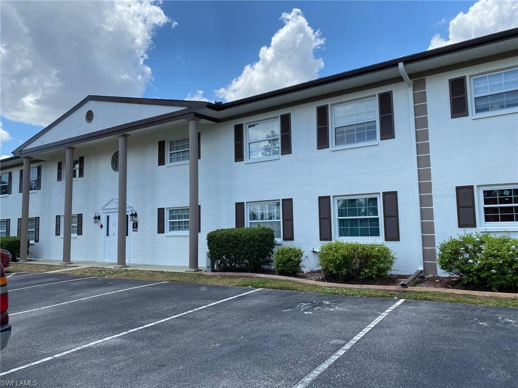 7025 New Post Drive #4 Property Photo - NORTH FORT MYERS, FL real estate listing