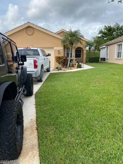606 Aston Lake Court Property Photo - LEHIGH ACRES, FL real estate listing