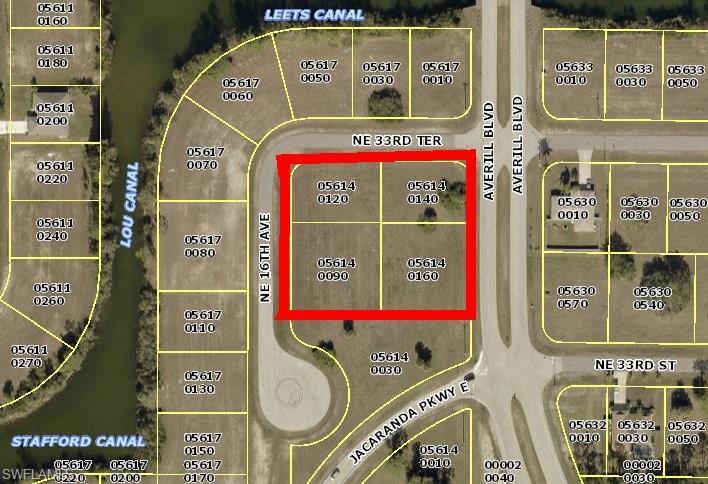 3302-3306 Averill Boulevard Property Photo - CAPE CORAL, FL real estate listing