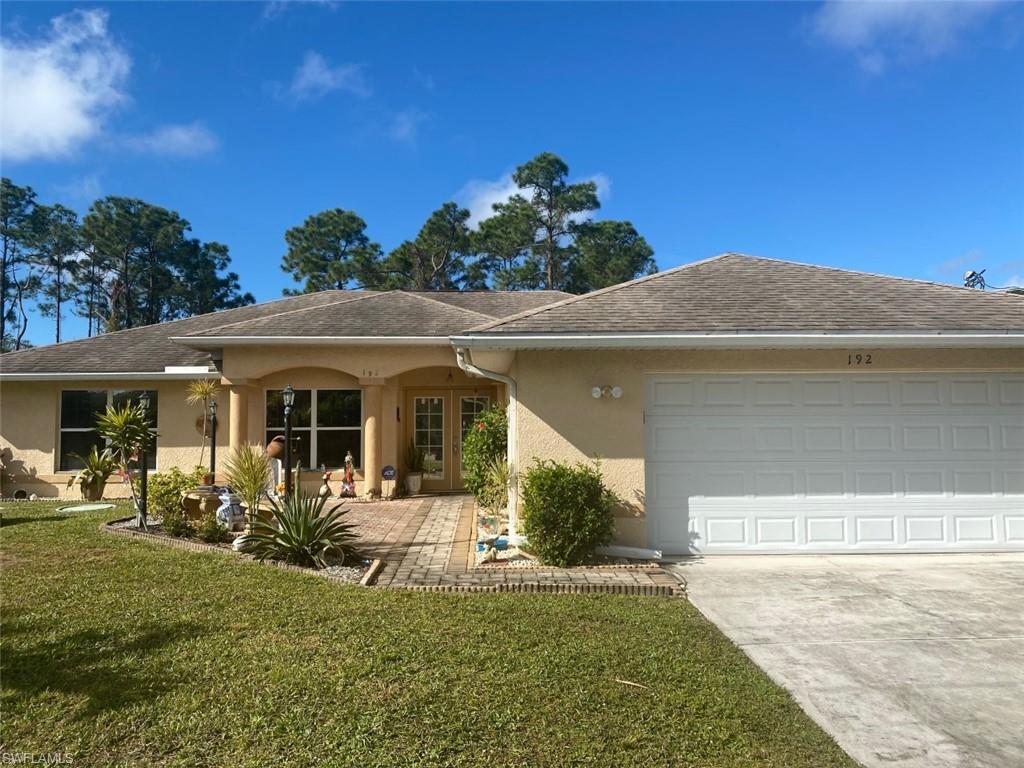 192 Bell Boulevard S Property Photo - LEHIGH ACRES, FL real estate listing
