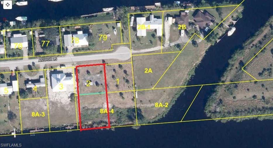 1084 E Anchor Lane Property Photo - MOORE HAVEN, FL real estate listing