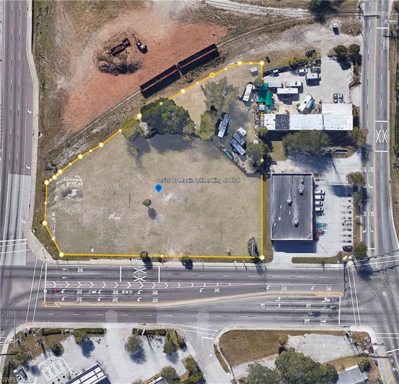 2520 - 2550 Dr Martin Luther King Boulevard Property Photo - FORT MYERS, FL real estate listing