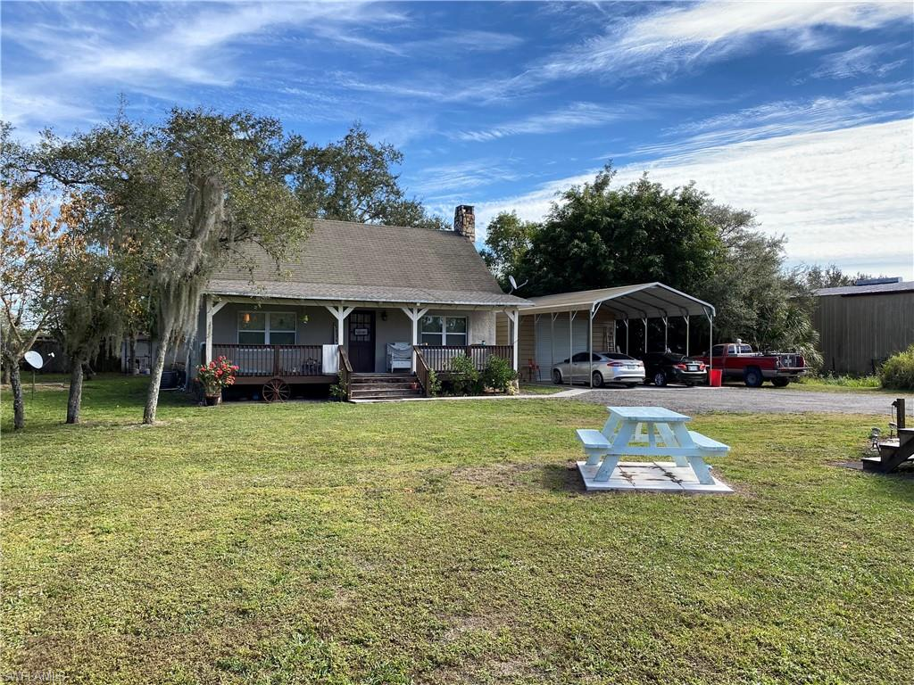 1308 Cabbage Way Property Photo - CLEWISTON, FL real estate listing
