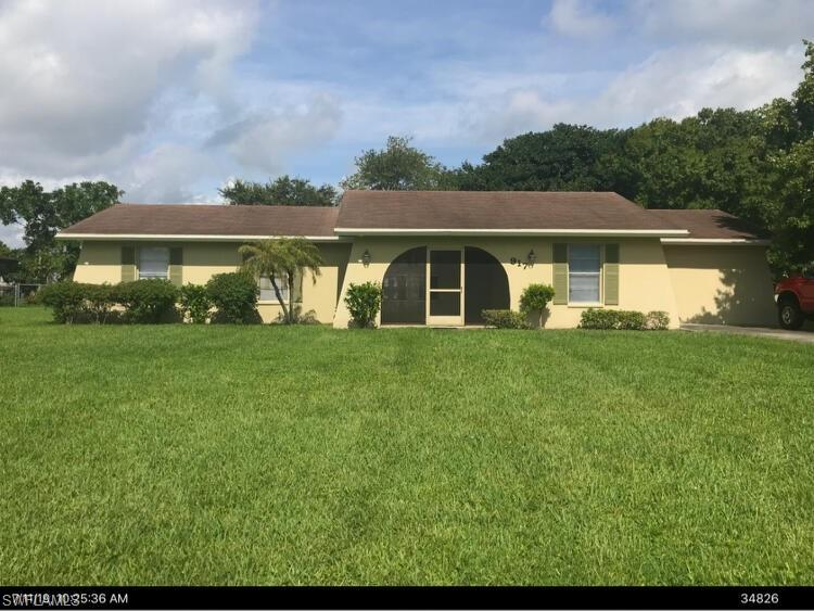 917 N Berner Road Property Photo - CLEWISTON, FL real estate listing