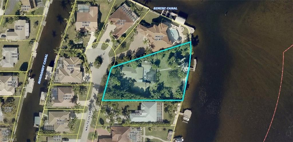 5215 Nautilus Drive Property Photo - CAPE CORAL, FL real estate listing