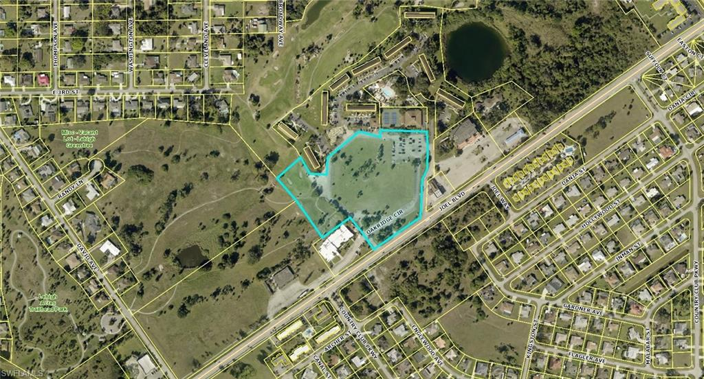 225 Joel Boulevard Property Photo - LEHIGH ACRES, FL real estate listing