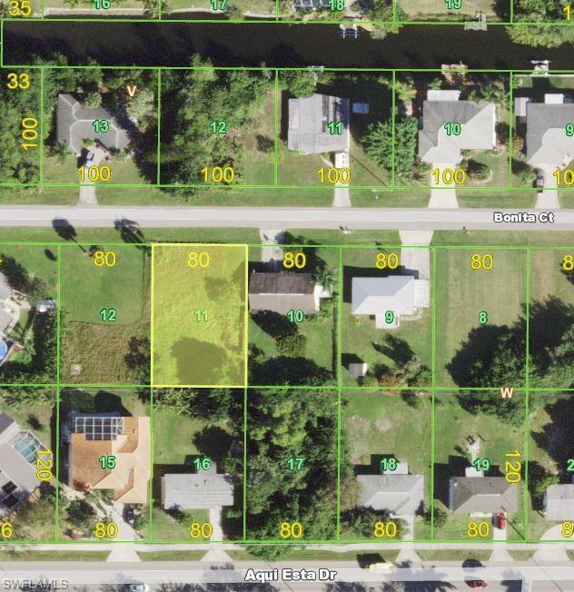 727 Bonita Court Property Photo - PUNTA GORDA, FL real estate listing