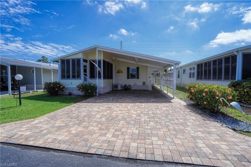 5411 Manatee Bay Lane Property Photo - FORT MYERS, FL real estate listing