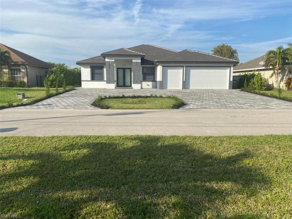 313 SE 20th Street Property Photo - CAPE CORAL, FL real estate listing