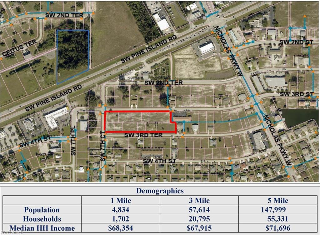 720 SW 3rd Street Property Photo - CAPE CORAL, FL real estate listing