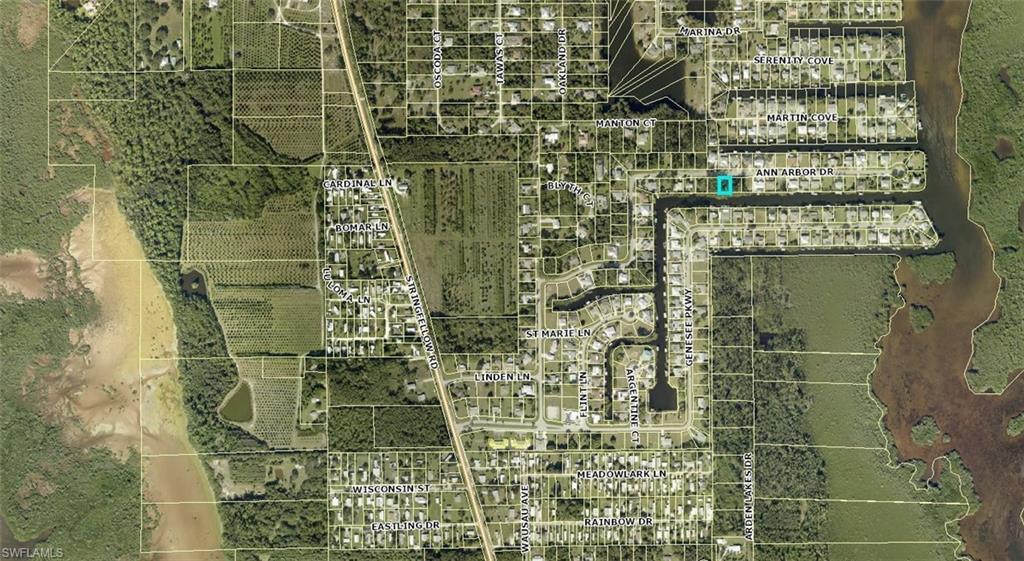 5431 Ann Arbor Drive Property Photo - BOKEELIA, FL real estate listing