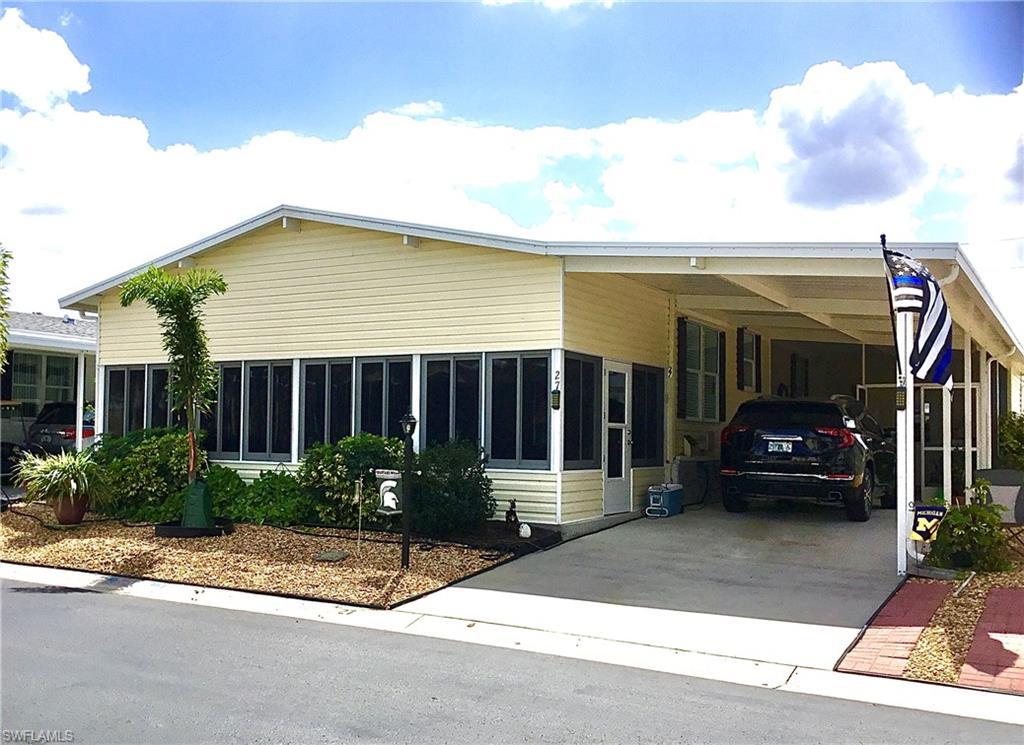 15550 Burnt Store Road #27 Property Photo - PUNTA GORDA, FL real estate listing