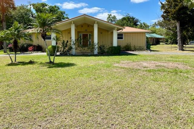 210 Belmont Street Property Photo - LABELLE, FL real estate listing