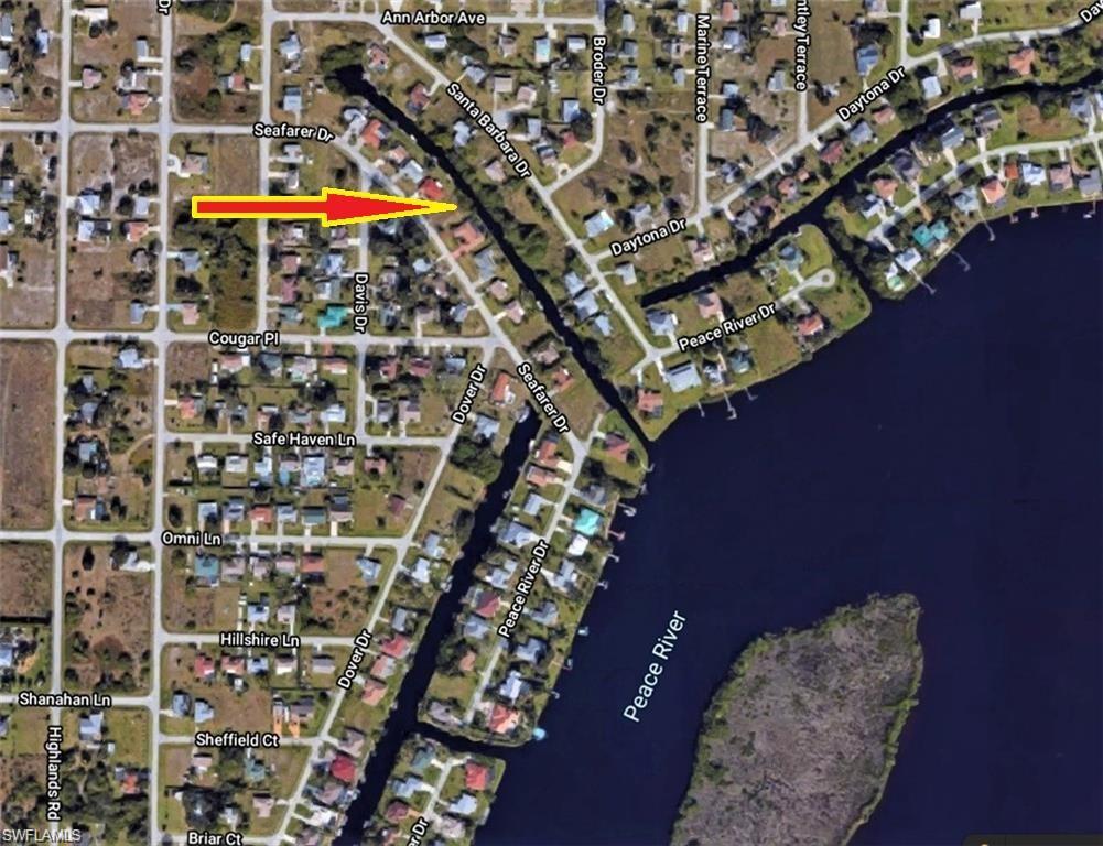 3060 Seafarer Drive Property Photo - PUNTA GORDA, FL real estate listing