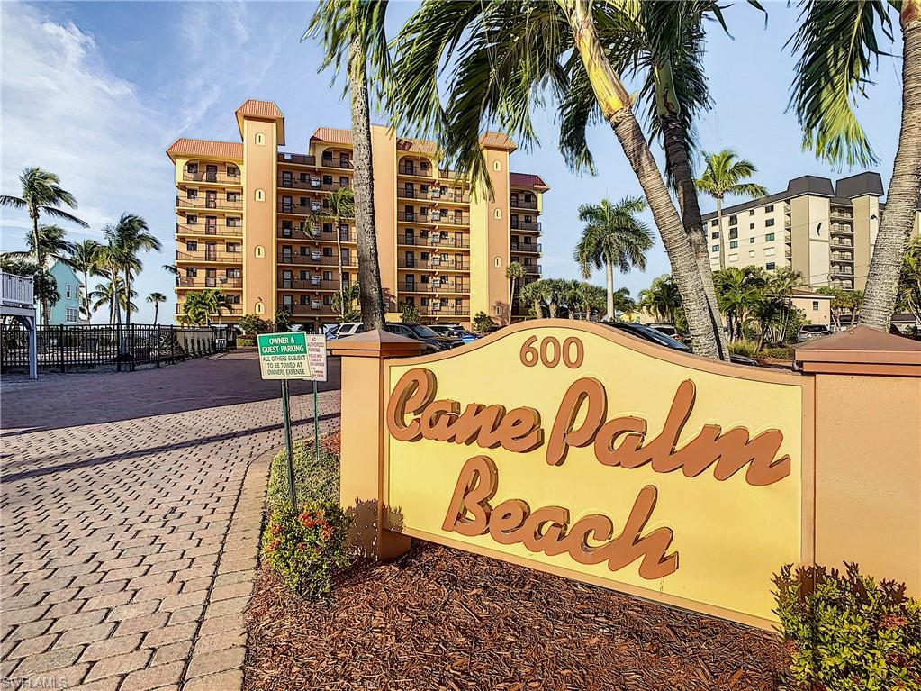 600 Estero Boulevard #501 Property Photo - FORT MYERS BEACH, FL real estate listing