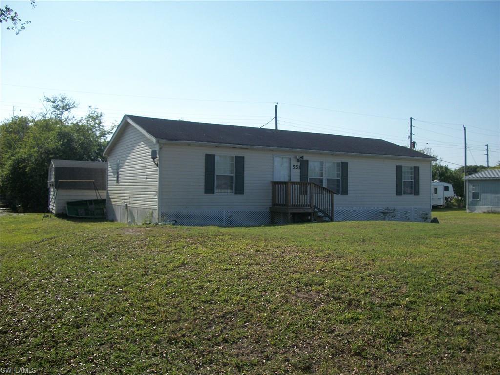 551 Platt Road Property Photo - CLEWISTON, FL real estate listing