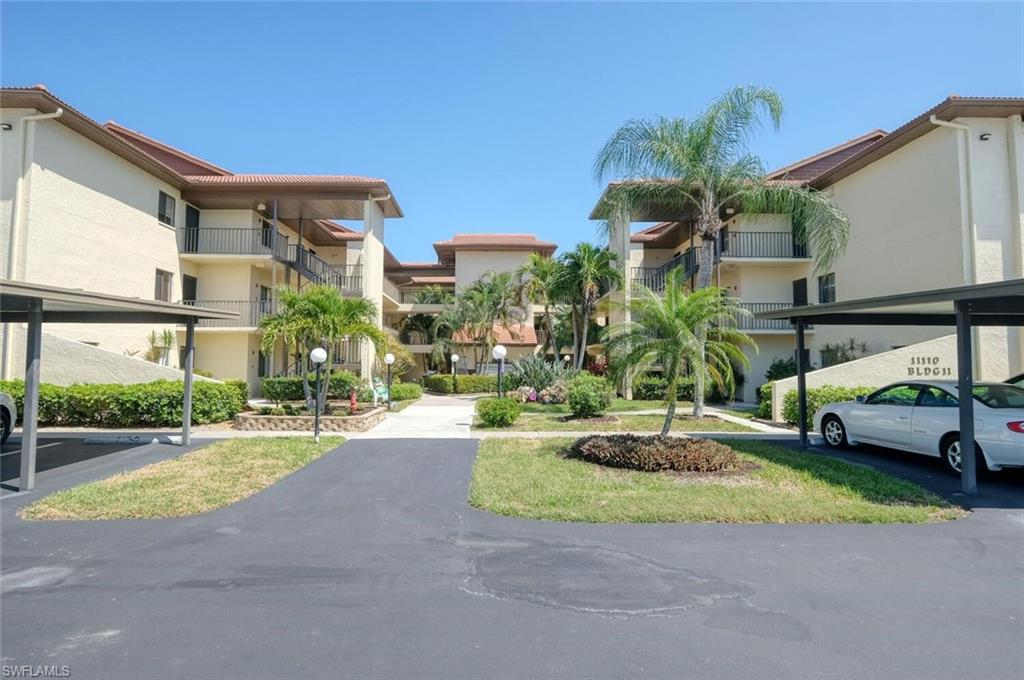 11110 Caravel Circle #105 Property Photo - FORT MYERS, FL real estate listing