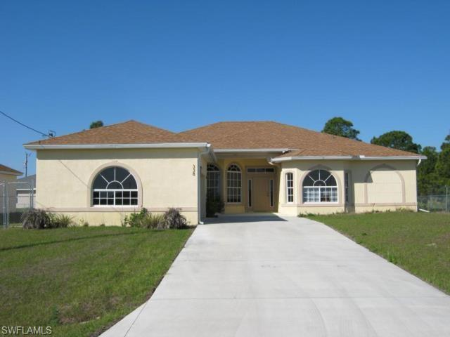 338 Pyramid Avenue Property Photo - LEHIGH ACRES, FL real estate listing