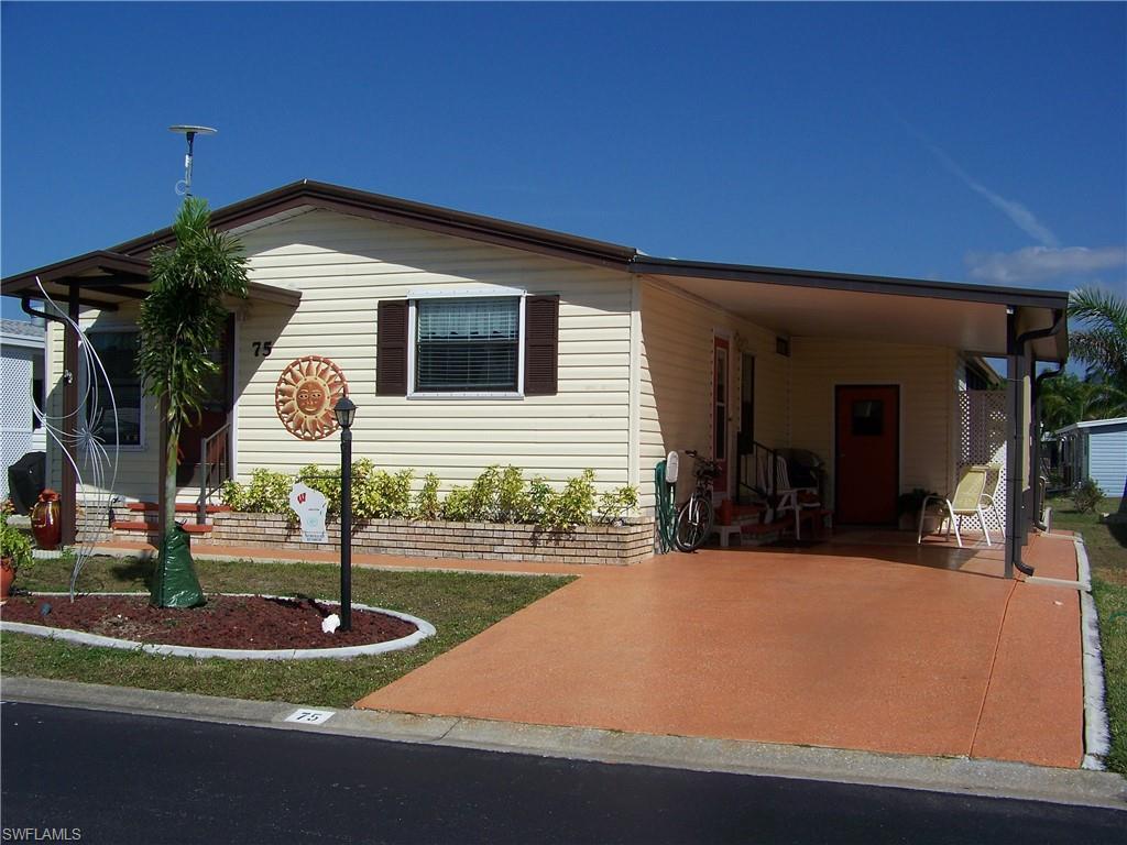 15550 Burnt Store Road #75 Property Photo - PUNTA GORDA, FL real estate listing