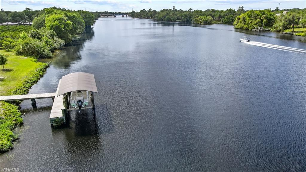 2350 Bedman Creek Drive Property Photo - ALVA, FL real estate listing