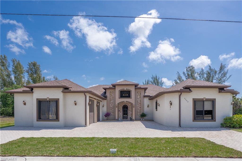 2203 Surfside Boulevard Property Photo - CAPE CORAL, FL real estate listing