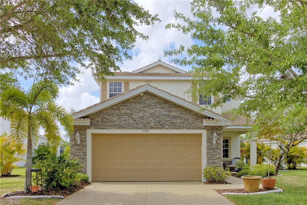 2743 Blue Cypress Lake Court Property Photo - CAPE CORAL, FL real estate listing