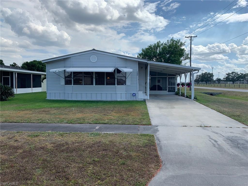 500 Water Oak Avenue Property Photo - CLEWISTON, FL real estate listing