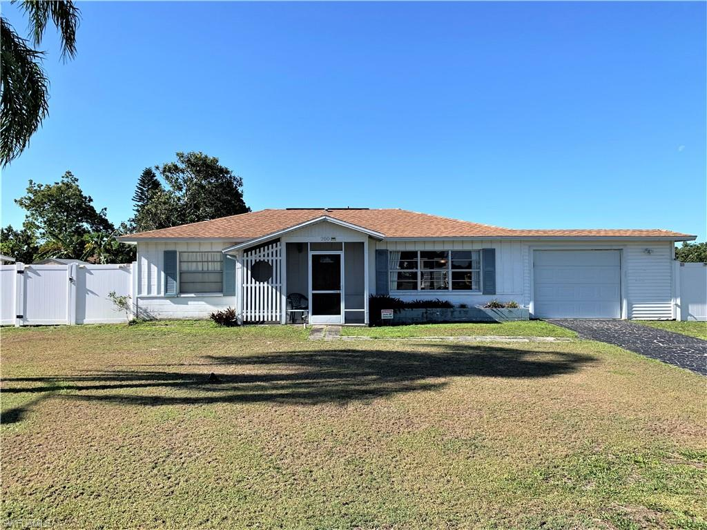 200 E 3rd Street Property Photo - LEHIGH ACRES, FL real estate listing