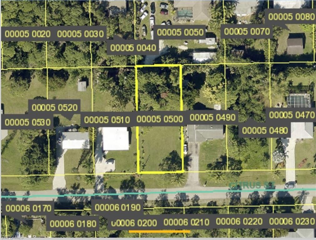 3788 Citrus Street Property Photo