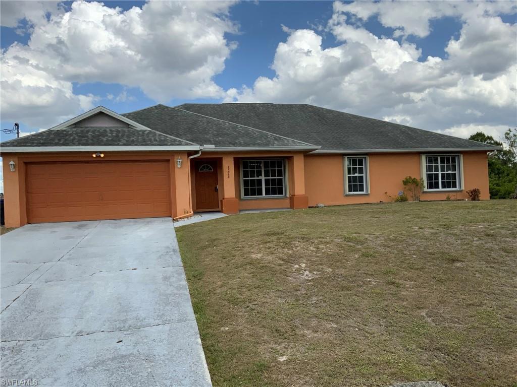 1218 Oak Avenue Property Photo - LEHIGH ACRES, FL real estate listing
