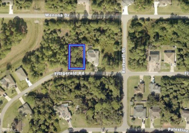 Fitzgerald Road Property Photo - NORTH PORT, FL real estate listing