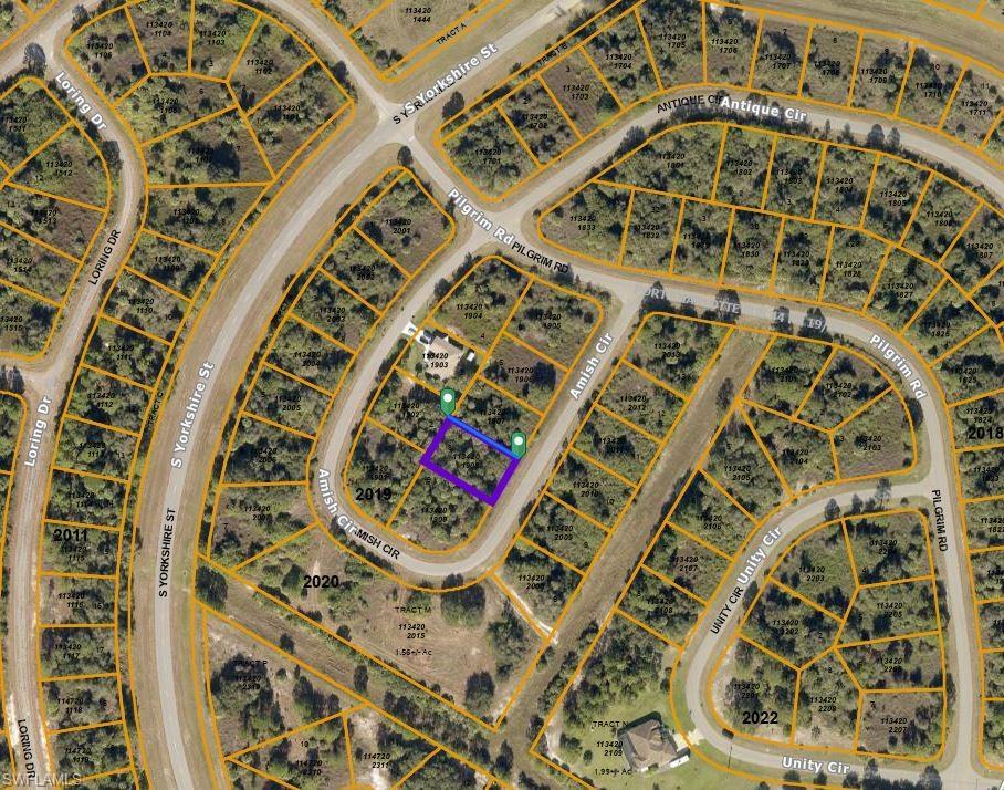 Amish Circle Property Photo - NORTH PORT, FL real estate listing