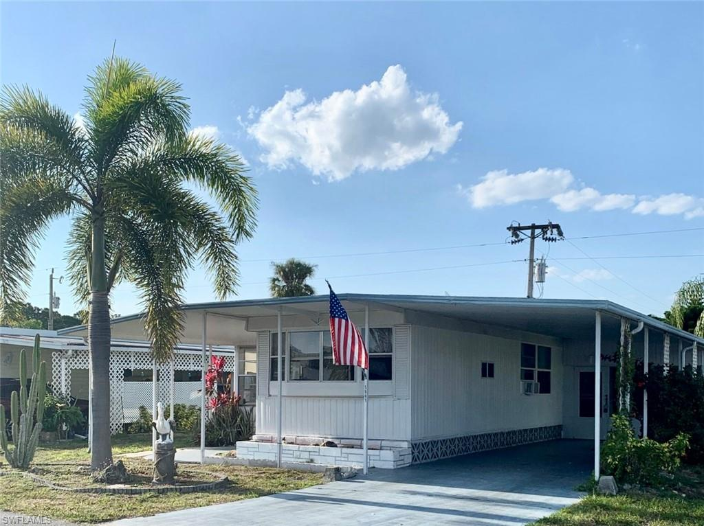 5061 Forest Park Drive Property Photo - NORTH FORT MYERS, FL real estate listing