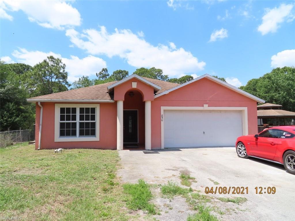 850 N Sendero Street Property Photo - CLEWISTON, FL real estate listing