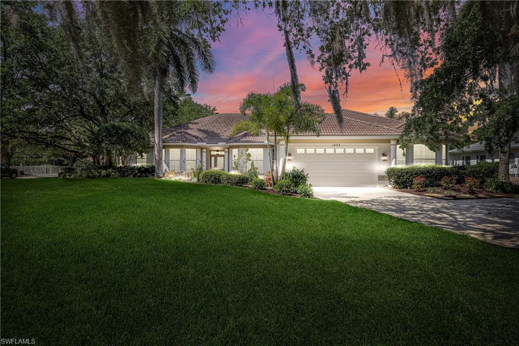 1805 Piccadilly Circle Property Photo - CAPE CORAL, FL real estate listing