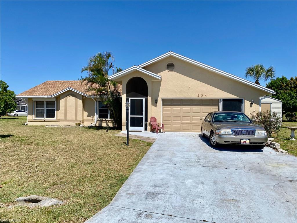234 Lauberge Court Property Photo - LEHIGH ACRES, FL real estate listing