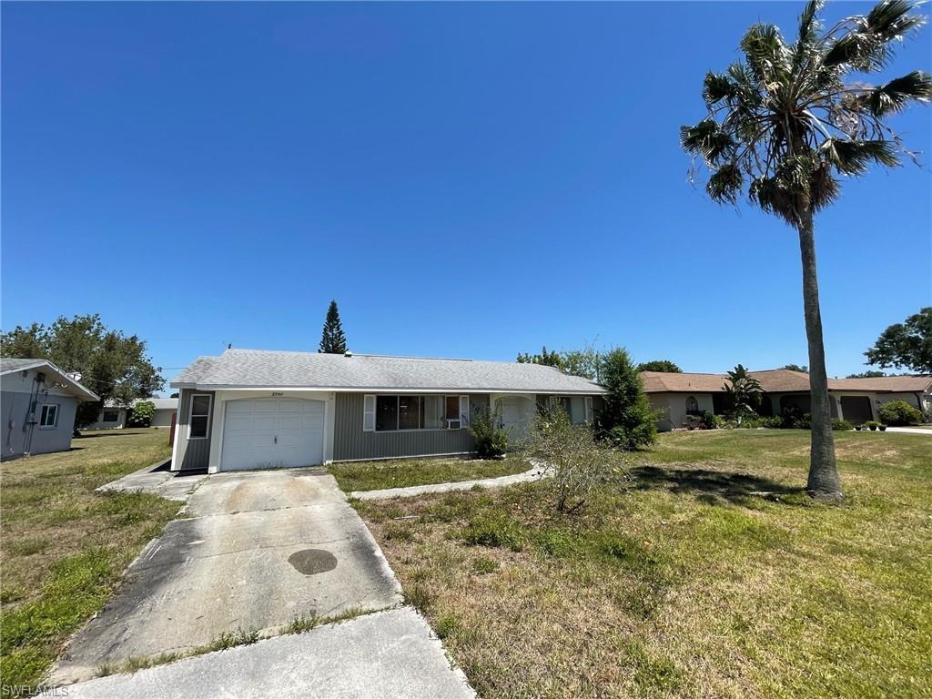 2346 Lake View Boulevard Property Photo - PORT CHARLOTTE, FL real estate listing