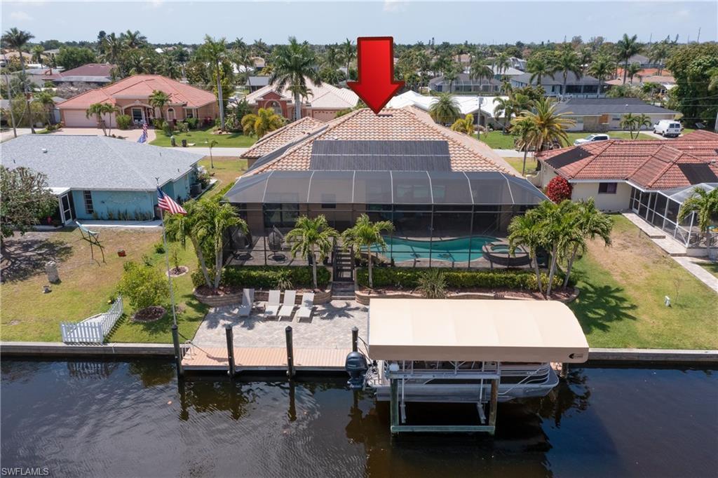 4903 Triton Court W Property Photo - CAPE CORAL, FL real estate listing