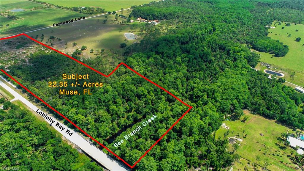 Loblolly Bay Road Property Photo - LABELLE, FL real estate listing