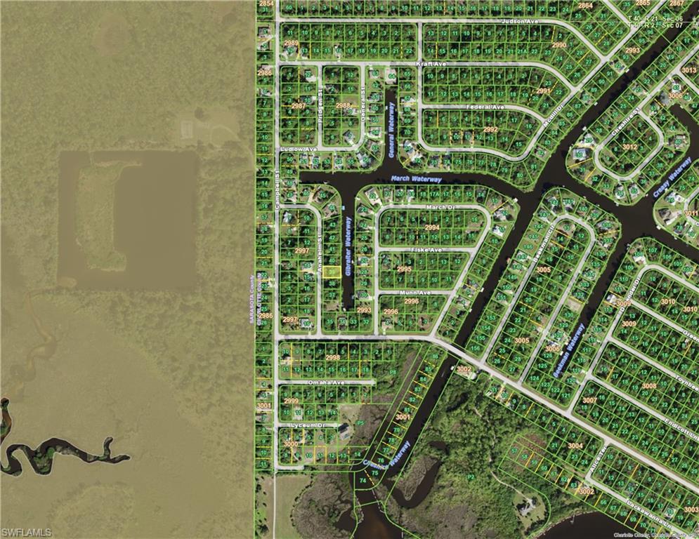 1176 Anaheim Street Property Photo - PORT CHARLOTTE, FL real estate listing